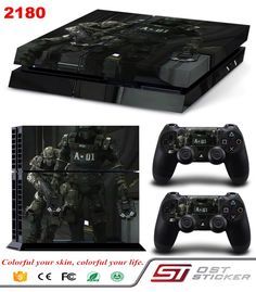 Console and Controller decals Gaming Accessories, Ps4, Console, Decals, Games, Ps3, Tags, Sticker, Decal