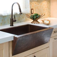 Farmers Kitchen Sink Under Cabinet Lighting 167 Best Decor Farmhouse Sinks Images Decorating Diy Copper Vanities Trough And Concrete From Native Trails