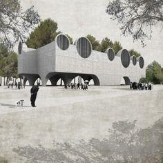Museo arqueológico de Calvià by TEd'A arquitectes (Calviá, Islas Baleares, España) #architecture