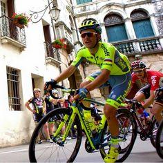 Rafal Majka stage 12 Giro 2016 Credit @sportful