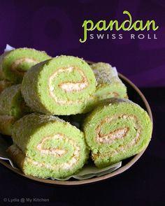 Asian Desserts, Sweet Desserts, Filipino Desserts, Filipino Food, Filipino Recipes, Cake Roll Recipes, Dessert Recipes, Baking Recipes, Baking Ideas