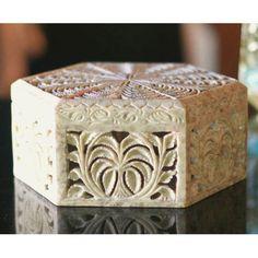 Wings Soapstone Jewelry Box Novica Jewelry Boxes Jewelry Boxes & Jewelry Armoires Accent F