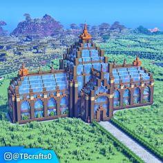 Minecraft Greenhouse, Minecraft House Plans, Minecraft Farm, Minecraft Mansion, Minecraft Cottage, Minecraft Castle, Cute Minecraft Houses, Minecraft House Designs, Minecraft Survival