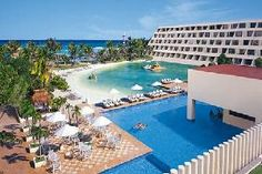 Dreams Cancun Resort & Spa, Cancun. 4 Nights with air from $799.00 all inclusive was $1,459.00 on www.click2xscape.com under cheapcaribbean
