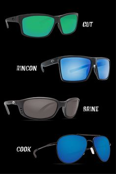 9f48cac0fa1 Back in black...shades! Click to see the shades you should be rocking this  fall. Costa Sunglasses