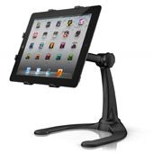 iKlip Stand is a great desktop stand for your iPad. Great for musicians, presenters, pro's. Available in iPad Mini size too.