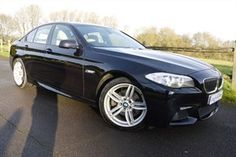 used BMW 5 Series 520D M SPORT in surrey