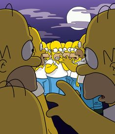 There's no such thing as too many Homer Simpsons...right? #thesimpsons