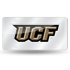 Ncaa University Of Central Florida Knights Metal Car License Plate Ucf Knights Auto Car Novelty Accessories License Plate Art