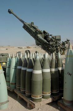 New Artillery Guns | M777 artillery gun | The Dominion