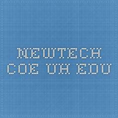 newtech.coe.uh.edu