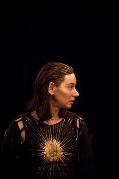Pippa Nixon in Dominic Droomgoole's The Tempest (RSC)