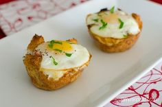 Egg and Ham in a Toast Basket | Slimming Eats - Slimming World Recipes
