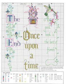 bookmarks cross stitch free patterns