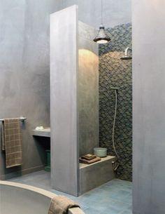 La douche à l'italienne … Ce qu'il faut savoir