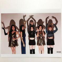 SM Town Coex Artium Red Velvet 2nd Album Peek-a-Boo Official Printed Mini Photo