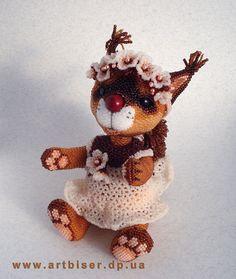 Teddy Bear, Toys, Animals, Beads, Animales, Animaux, Gaming, Games, Animais