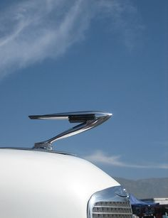 LaSalle Hood Ornament - 1937