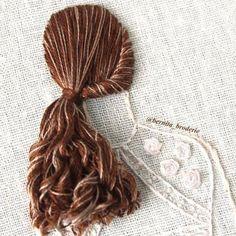 Wonderful Ribbon Embroidery Flowers by Hand Ideas. Enchanting Ribbon Embroidery Flowers by Hand Ideas. Embroidery Hoop Crafts, Hand Embroidery Videos, Silk Ribbon Embroidery, Hand Embroidery Patterns, Embroidery Techniques, Beaded Embroidery, Cross Stitch Embroidery, Needlepoint Stitches, Needlework