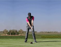 Rory McIlroy Swing Sequence GIF