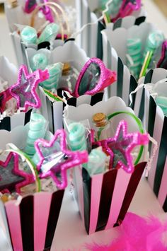 Cute idea for your next bachelorette: survival kits