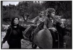 Constantine Manos,Crete. Kritsa. 1964