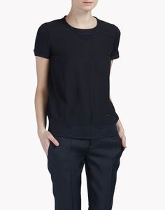 silk t-shirt camisetas y tops Mujer Dsquared2