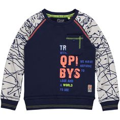 Quapi sweatshirt (va.86/92)