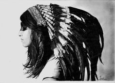 Bild från http://favim.com/orig/201105/12/black-and-white-girl-indian-photo-photography-vintage-Favim.com-41896.jpg.