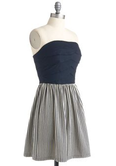 love navy and the overlapping layers on top.