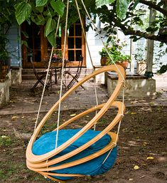 How to make a hanging garden chair - Better Homes and Gardens - Yahoo New Zealand