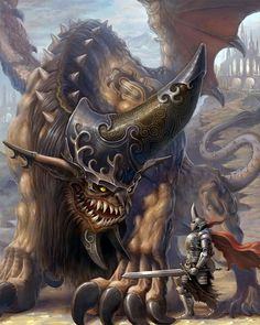 Jabberwocky from Mobius Final Fantasy