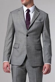 The Essential Gray Suit