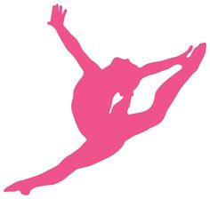Gymnastics Silhouette Style