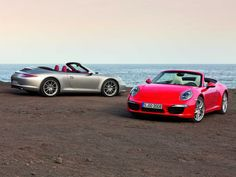 ....and the Cabriolet is the convertible version of the Carrera.