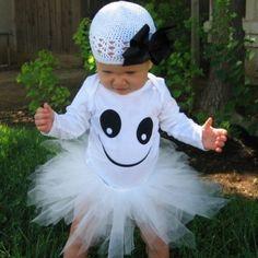 Halloween: disfraz fantasma diy