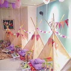 "1,081 Me gusta, 36 comentarios - Kikids Party by Kiki Pupo (@kikidsparty) en Instagram: ""Boa noite! Festa do pijama fofa por @chicnicfestascriativas #kikidsparty"""