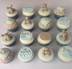 beautiful bear cupcake toppers