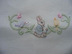 Beautiful shadow work embroidery.