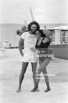 Rendezvous With The Gibb Brothers In Miami. Etats-Unis, Miami, 8...