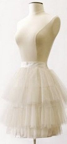 Carrie Bradshaw Tulle Tutu Skirt.