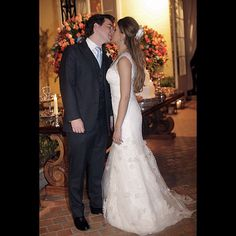 Love, love, love! Wedding Dress Atelier Carla Gaspar.