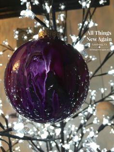 unicorn spit christmas ornament_logo