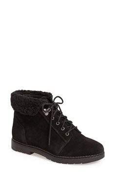 Topshop 'Brody' Suede Ankle Boot (Women) available at #Nordstrom