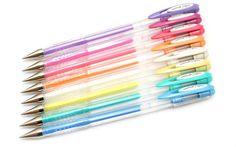 As canetas perfumadas com comida eram maravilhosas, especialmente a versão pipoca. | 21 materiais escolares que faziam a sua versão criança pirar a cabeça
