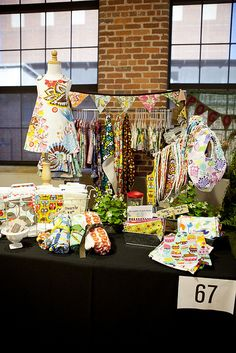 Check it out!  A super local fair in Greenville, SC, Sept. 7-9. #DIY #sewing #craftfair (Photo from last year's event.)
