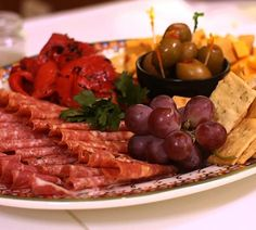"Appetizers: Antipasti - Recipe created on ""My Family Recipe Rocks"" via LiveWellNetwork.com >> #WorldMarket Fall Cooking #Recipes"