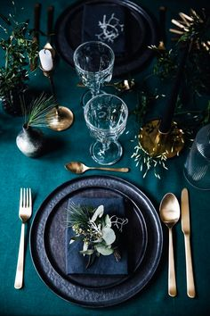 Noël 2017 : inspirations déco et arts de la table – IDDIY – Interior Design et DIY