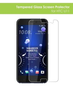 HTC U11 Tempered Glass Screen Protector FREE POSTAGE #UnbrandedGeneric Tempered Glass Screen Protector, Phone, Free, Ebay, Telephone, Mobile Phones