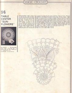 Magic Crochet Nº 11 - Edivana - Álbumes web de Picasa